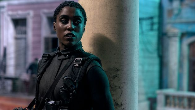Lashana Lynch plays new agent