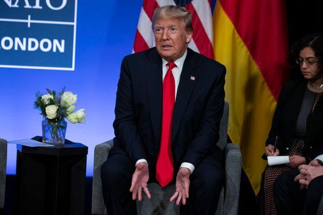 Trump no tiene quien le quiera en la