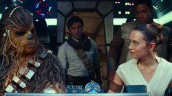 Existe algum fundamento naquela teoria popular sobre 'Star Wars - A Ascensão de