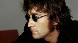 Les lunettes rondes de John Lennon aux