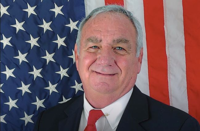 George Buck is running for Democratic Rep. Charlie Crist's seat in Florida's 13th Congressional District.