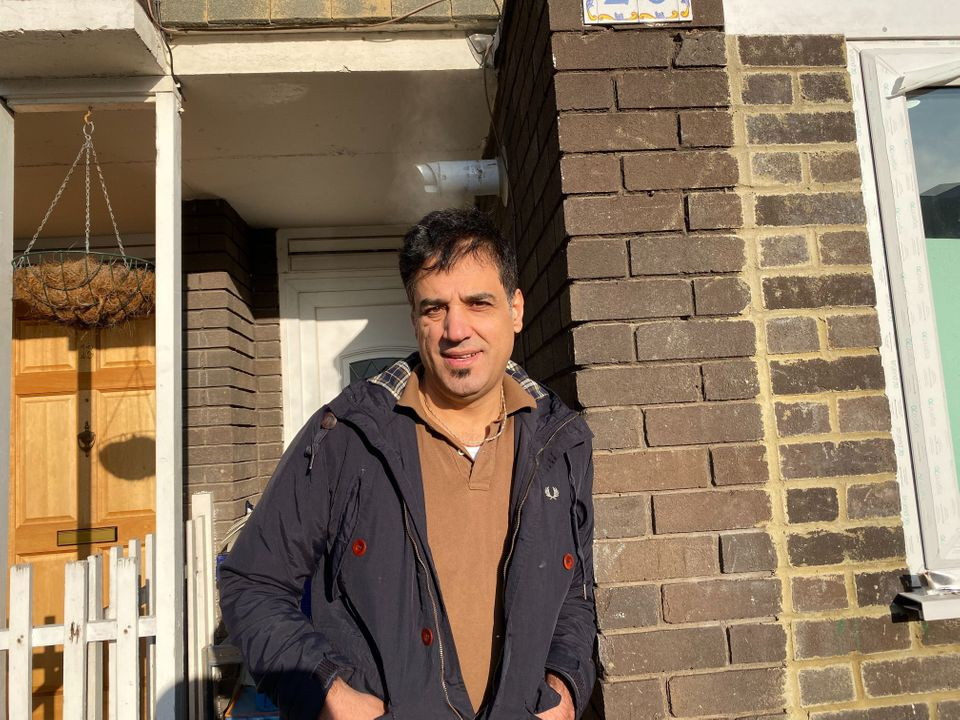 Abbas Hamaraza has lived on the West Kensington estate for the past 12