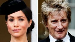 Rod Stewart Slams Meghan Markle, Prince Harry For Ditching The Queen At