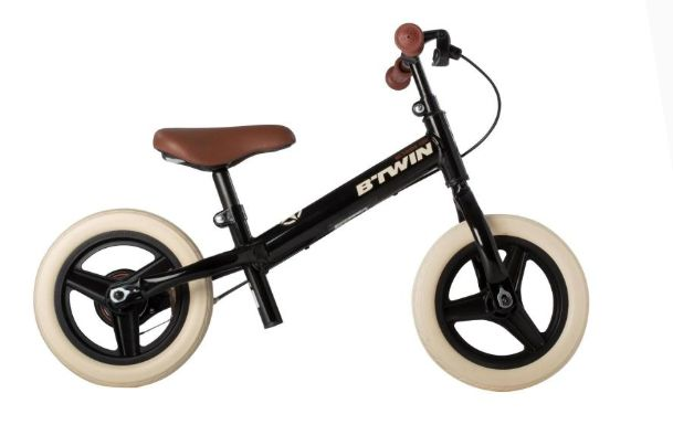 """<a href=""""https://fave.co/2ql5Inr"""" target=""""_blank"""" rel=""""noopener noreferrer"""">B&rsquo;Twin Runride 520 Cruiser Balance Bike (10&Prime;), Decathlon</a>, &pound;49.99"""