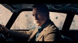 La bande-annonce du nouveau James Bond va plaire aux