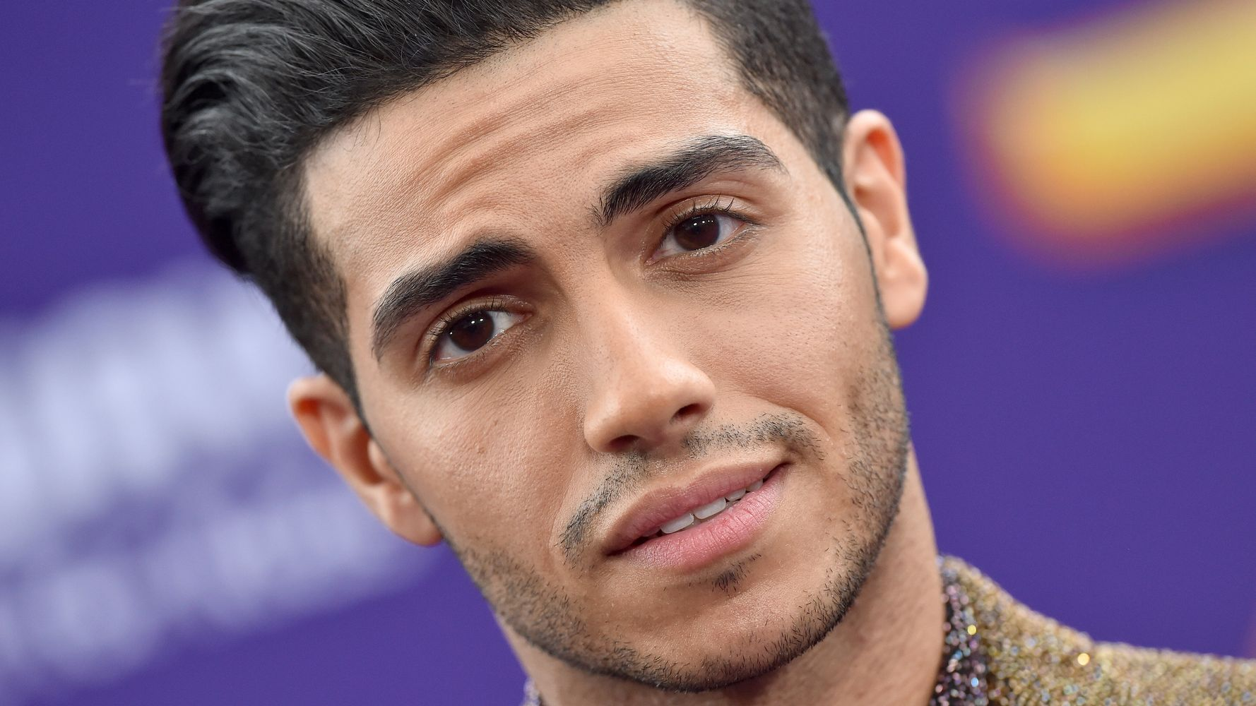 'Aladdin' Lead Mena Massoud Says He Hasn't Gotten Audition Offers