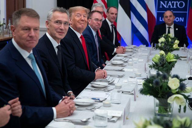 Σύνοδος ΝΑΤΟ: Ρωσία, Κίνα, 5G και αμυντικές δαπάνες στο κοινό ανακοινωθέν των ηγετών της