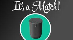 Sonos Move, la première enceinte Bluetooth de Sonos, est faite pour vous