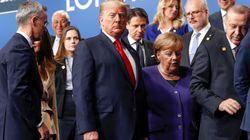 Sfottò e liti risvegliano la Nato dalla