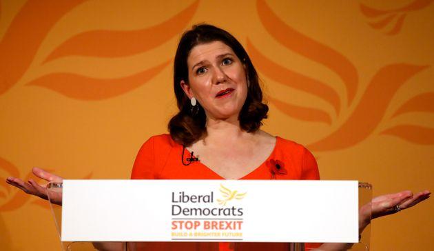 Leader of the Liberal Democrats Jo