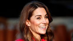Kate Middleton's Classic Christmas Look Will Get You In The Holiday