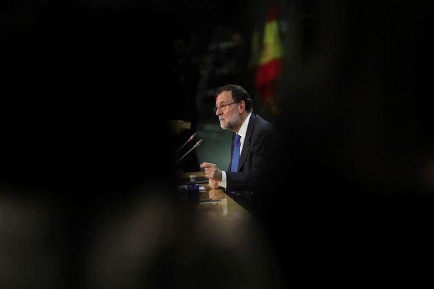 Mariano Rajoy presenta su libro 'Una España