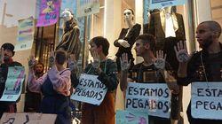 Cumbre del Clima, día 3: un 'burrotaxi', una protesta callejera y un nuevo charco de Ignacio