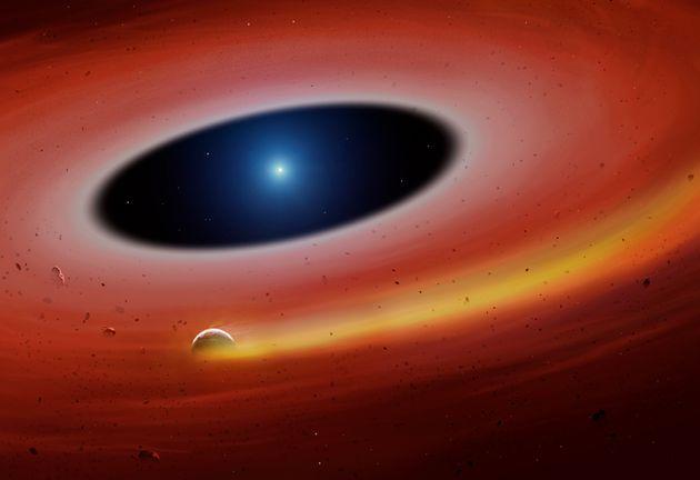 Γιγάντιος εξωπλανήτης που ανακαλύφθηκε δείχνει το μέλλον του ηλιακού μας