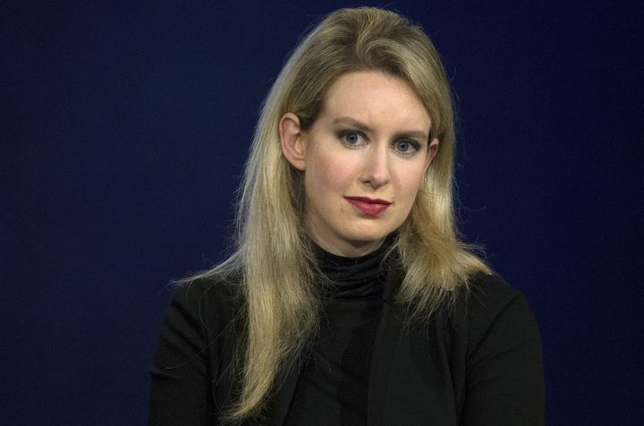 Theranos founder Elizabeth Holmes is charged with wire fraud and conspiracy to commit wire fraud and is expected to go to trial in summer 2020. She has pleaded not guilty.