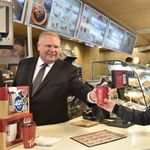 Doug Ford 'Is A Timbit' Enters Canadian Insult Hall Of