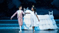She's 11 And Making Dance History In NYC Ballet's Famed 'The