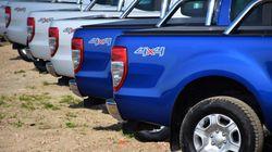 BAC: les camions Ford dominent le palmarès des véhicules les plus volés au