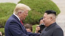 북한이 트럼프 '무력 사용' 발언을