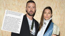 Photographié avec une autre femme, Justin Timberlake répond aux accusations