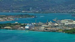 US Military Base At Pearl Harbour On Lockdown After Shooting