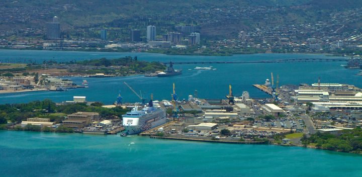 Pearl Harbor Naval Shipyard was the site of a shooting Wednesday. Access to the base was closed for several hours.