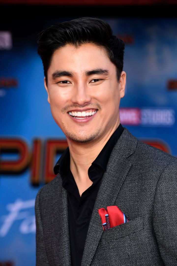 Spider-Man: Far From Home actor Remy Hii