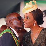 짐바브웨 독재자 무가베의 재산이 최초