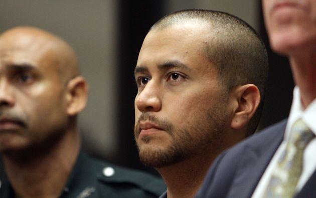 George Zimmerman, ici lors d'une audience à Sanford, en Floride,le 12 avril