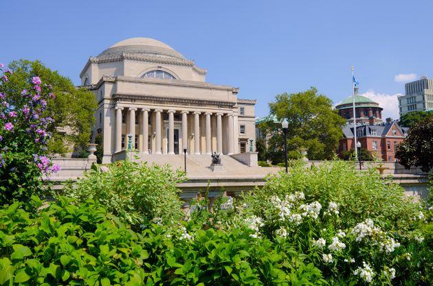 Το Columbia προσφέρει δωρεάν σπουδές σε