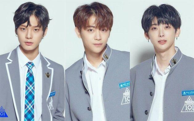왼쪽부터 김윤동, 정용훈,