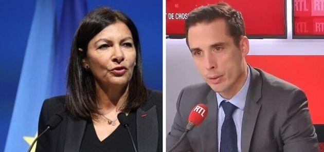 En marge de la grève nationale du 5 décembre, le gouvernement et la mairie de Paris se renvoient la responsabilité...