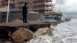 Tiempo: continúan las lluvias en Cataluña, Comunidad Valenciana y