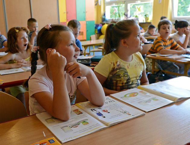 Imagen de una escuela enJózefów