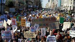 Puente 'verde' en Madrid: activistas y colectivos se organizan para celebrar una cumbre paralela a la