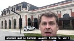 ¿Conoces a Lourdes Arnáiz? El embajador británico la busca por lo que le hizo en