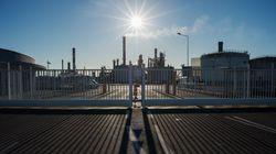 Sept des huit raffineries françaises sont en