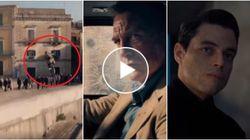 Matera è la vera protagonista del prossimo film su 007. E Rami Malek sfida James Bond
