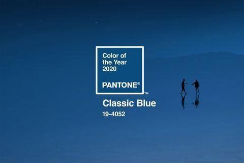 Il Classic Blue è il colore Pantone dell'anno per il