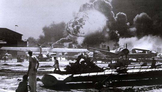真珠湾攻撃から78年。太平洋戦争が始まったあの日、現地で何が起きていたのか(画像集)