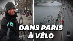 Avec la grève, Paris a des allures de