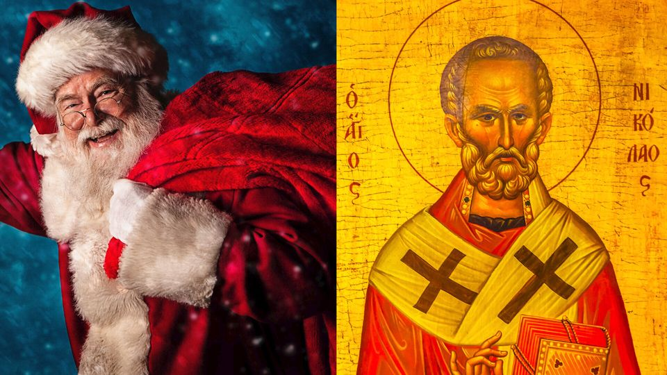 santa claus saint