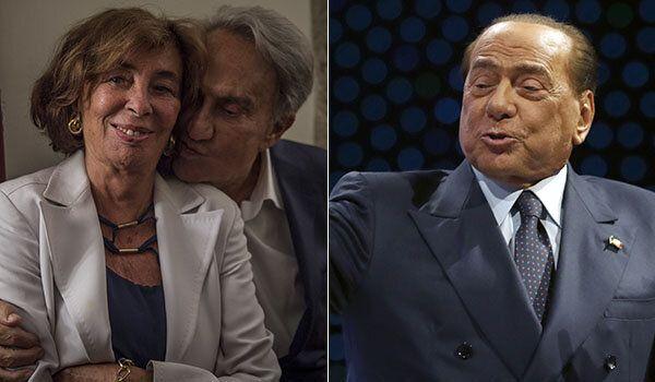"""La moglie di Fede: """"Berlusconi è un ingrato, pensa solo"""