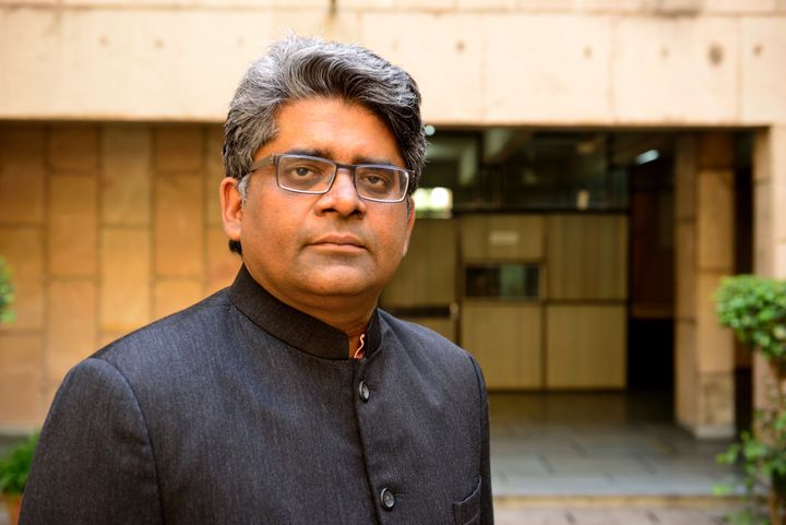 File image of Rathin Roy. He wasdropped from the Prime Minister's Economic Advisory Council (PMEAC) in September.