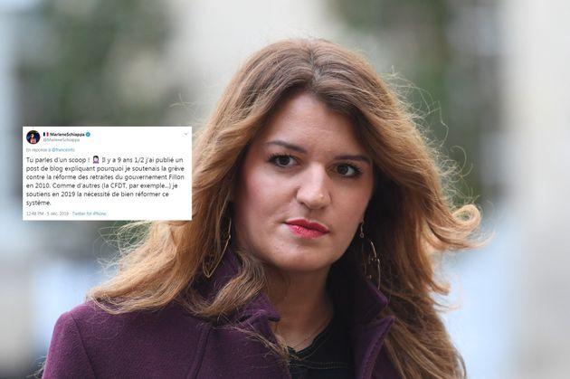 Marlène Schiappa, secrétaire d'État à l'égalité entre les femmes et les