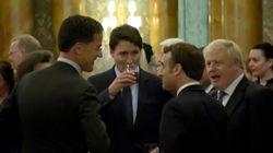 Justin Trudeau se retrouve dans une pub de Joe