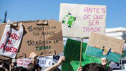 Los jóvenes, protagonistas de la Cumbre del Clima... pero no
