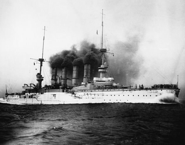 Ανακαλύφθηκε ναυάγιο γερμανικού καταδρομικού του Πρώτου Παγκοσμίου