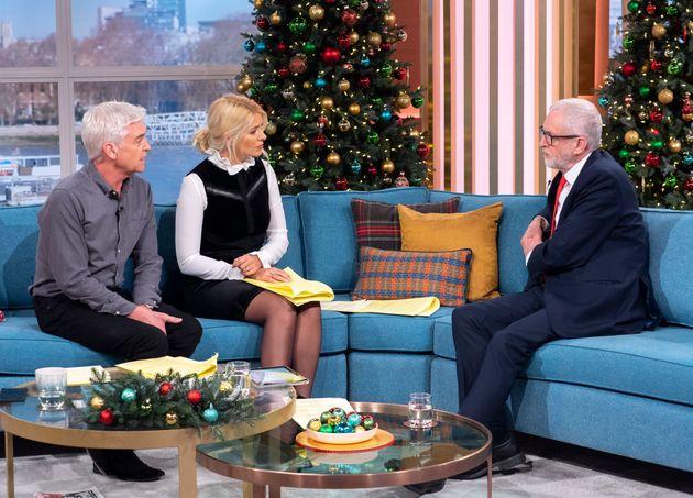 Phillip Schofield Defends Shameful Selfie With Boris Johnson