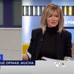 Susanna Griso, sorprendida por el acto al que acudió la ex de Rivera tras el embarazo de Malú:
